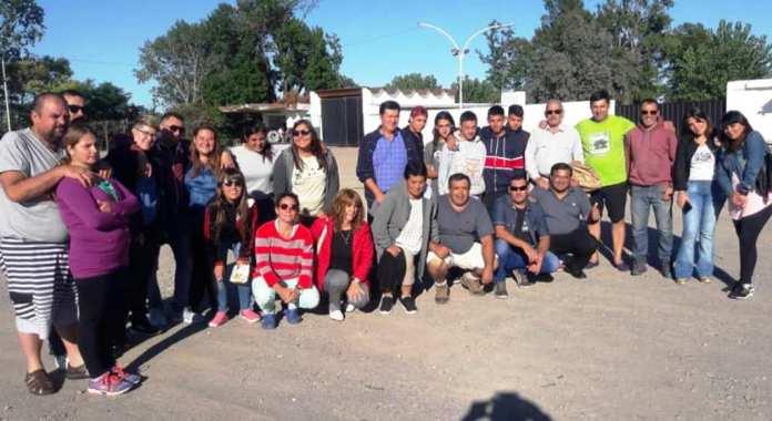 Vecinos participaron del encuentro nacional de Alternativa Federal