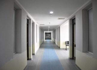 tercer ala del hospital de chacabuco