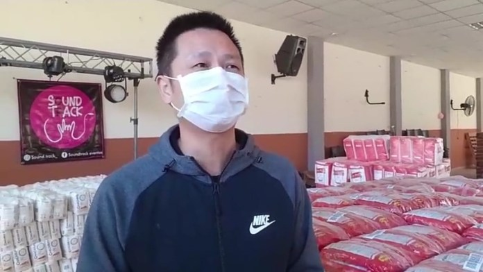 Supermercados Chinos realizaron importante donación