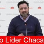 victor aiola intendente chacabuco