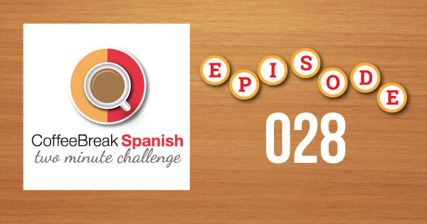 Spanish Challenge 28