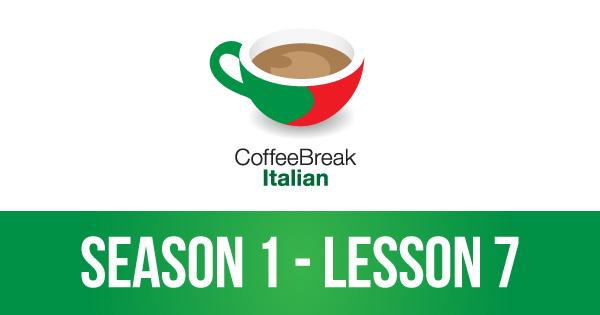 CBI Lesson 7