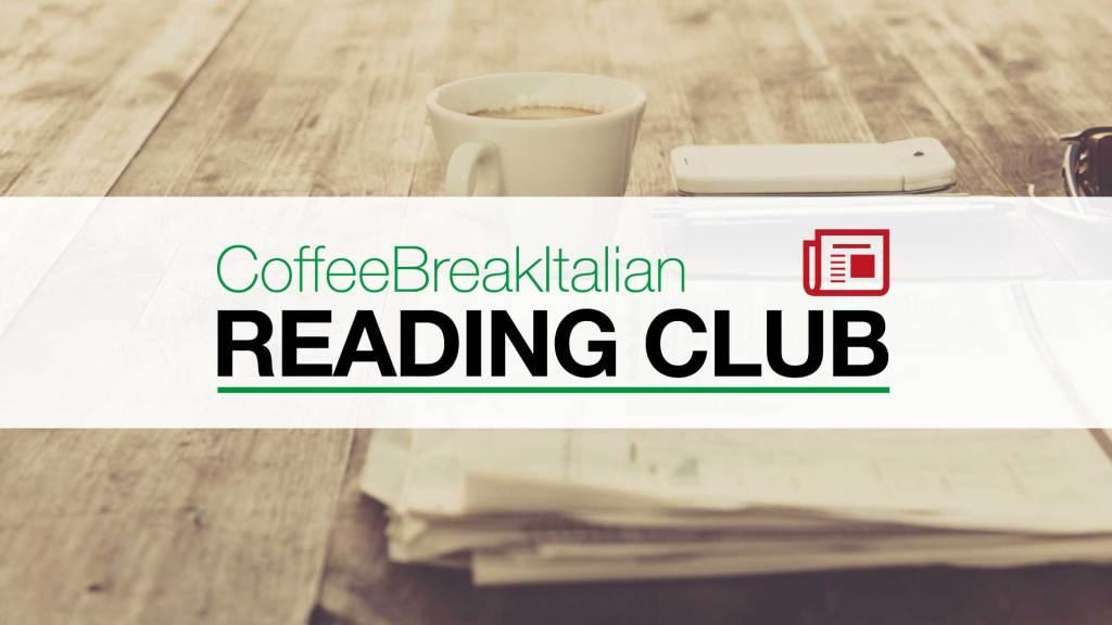 Italian Reading Club