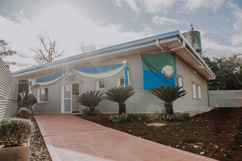 5 Habilitación parcial centro cívico de Santa Ana