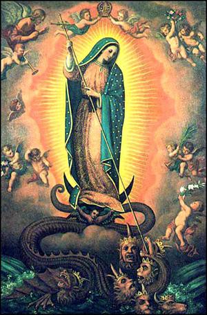 Hành Hương Đức Mẹ Guadalupe