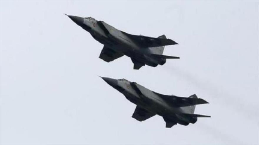 Israel se inquieta por la presencia rusa en Siria - aviones