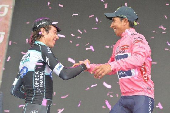 Se filtra el recorrido del Giro de Italia 2016 - rigo-giro