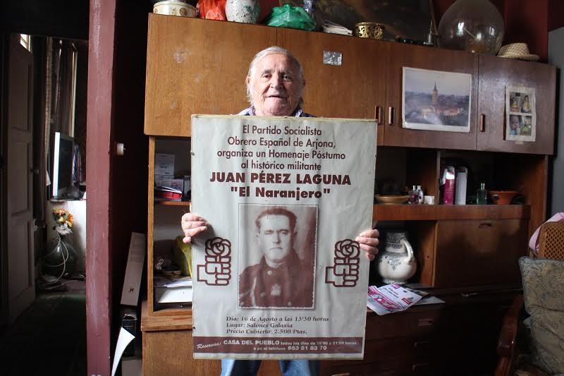 """El """"Naranjero"""": alma del poder popular y corazón de la resistencia antifascista - cu2"""