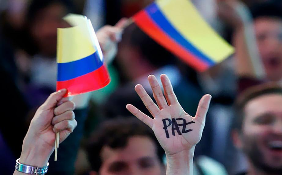 Implementar los acuerdos de paz. Participa en los foros regionales - paz2