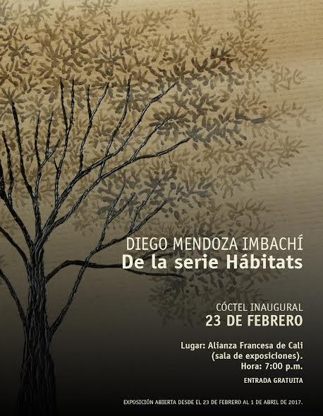 Exposición Diego Mendoza Imbachí  De la Serie Hábitats - unnamed-1-2