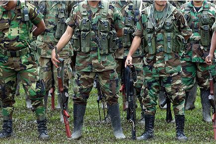 INFORME: Conformación de un nuevo grupo neoparamilitar - Paramilitarismo