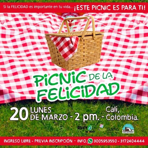 NUEVA EDICIÓN DEL 'PICNIC DE LA FELICIDAD' - picnic-de-la-felicidad-1487782643