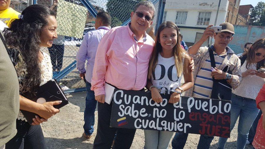 Palnton Carcel Cali Villahermosa prisioneros FARC