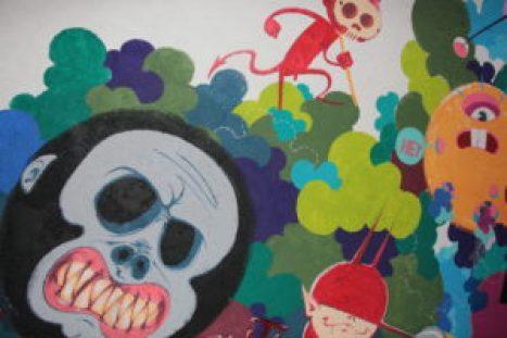 EXPOSICIÓN: RETROSPECTIVA VISUAL ATTACK - Celebrando seis años de intervención artística mural en la ciudad - 1-1-300x200