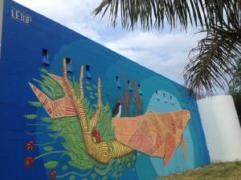 EXPOSICIÓN: RETROSPECTIVA VISUAL ATTACK - Celebrando seis años de intervención artística mural en la ciudad - Andrés-Pedroza-1-300x225