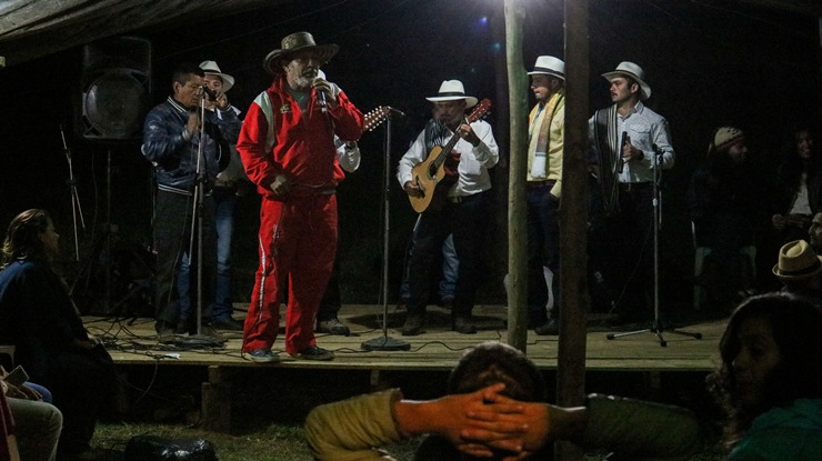Balance positivo del XII Encuentro de Sabores y Saberes Campesinos - XII-Sabores-y-Saberes-Campesinos-Música
