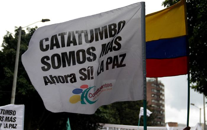 Santos: no le haga conejo a la paz del Catatumbo - catatumbo_9