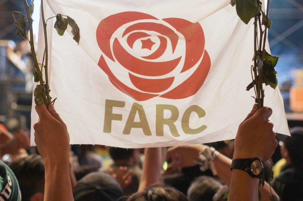 Comunicado FARC: LISTADOS DE PRISIONEROS PRESENTADOS POR LAS FARC ES SERIO Y RESPONSABLE - farc-1024x680