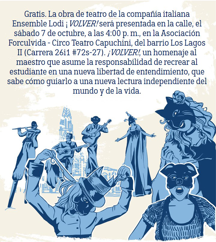 Teatro italiano en Cali! - 1