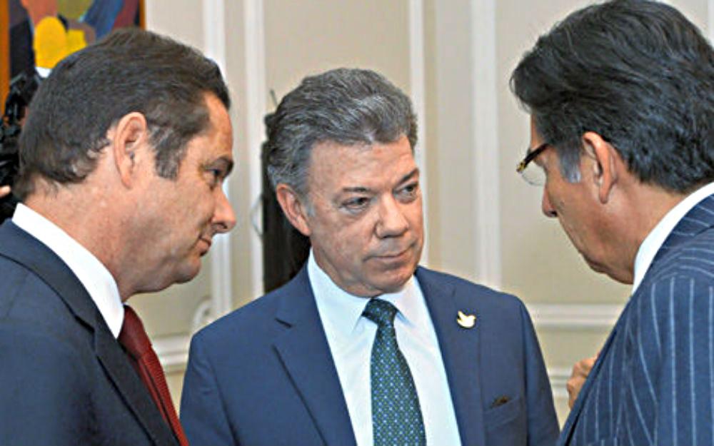 ¿Vamos hacia otro ciclo de Violencia oficial como lo anuncia el Fiscal Martínez? - Santos-VargasLleras-y-Martinez