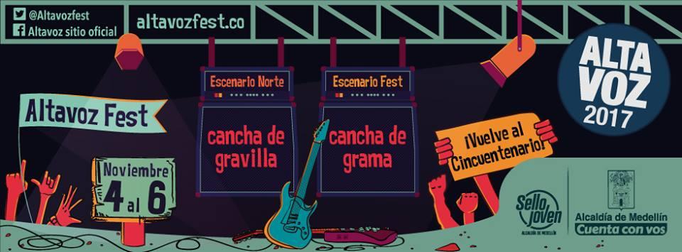 El festival Altavoz 2017nombra su cartel - alta-voz