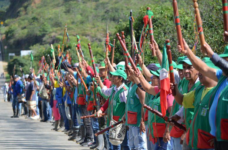 Medios de comunicación de Popayán generan desinformación sobre la Minga CRIC - cric
