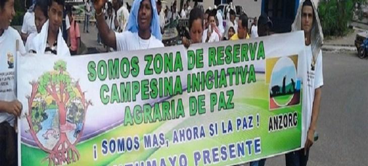 Graves intimidaciones y amenazas a lideres de Zonas de Reserva Campesina - Hostigamientos-a-lideresa-Jani-Silva-representante-legal-de-la-ZRCPA-1