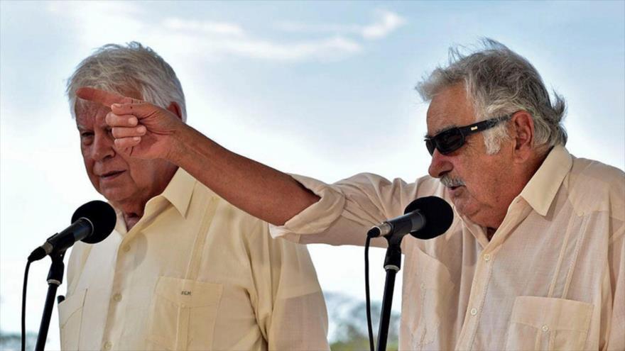 Mujica a Colombia: El costo de la tolerancia es menor que el de la guerra - mujica