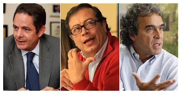 """Sobre la """"transición"""" en Colombia - petro"""