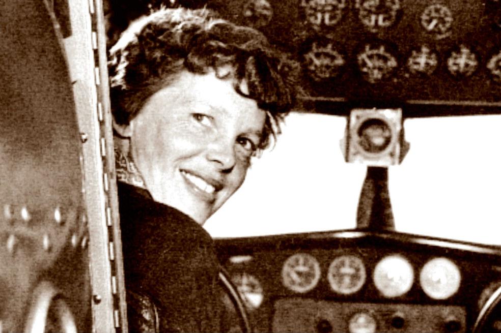 Habrían encontrado restos de Amelia Earhart, aviadora desaparecida en 1937 - amelia