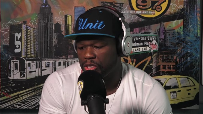 50 Cent shares details about his departure from Interscope