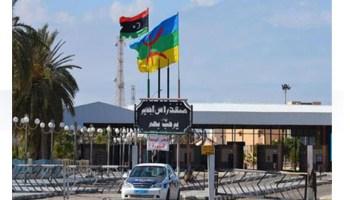 إعادة فتح معبر رأس جدير من الجانب الليبي