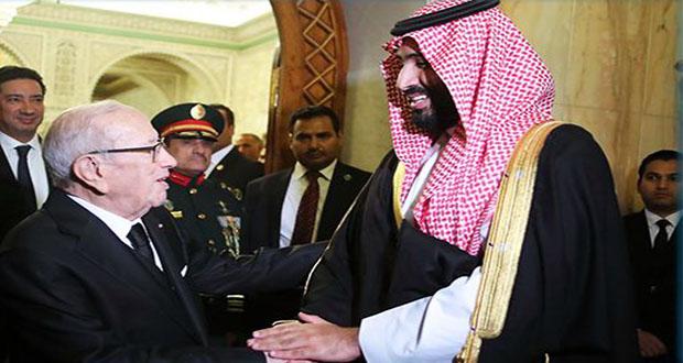 مصدر من رئاسة الجمهورية ينفي حصول تونس على وديعة سعودية