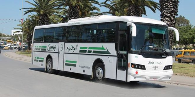 تغيير في بعض سفرات الشركة الوطنية للنقل بين المدن