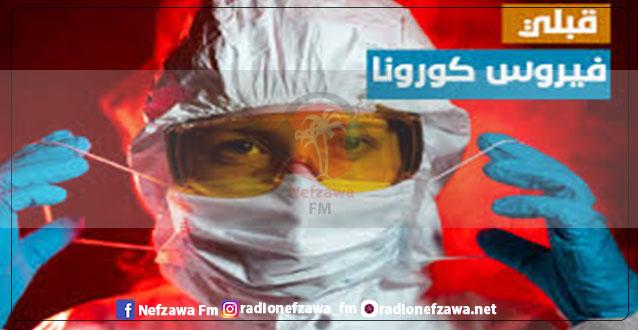 الكورونا بقبلي : أرقام مفزعة للاصابات الجديدة بفيروس كورونا
