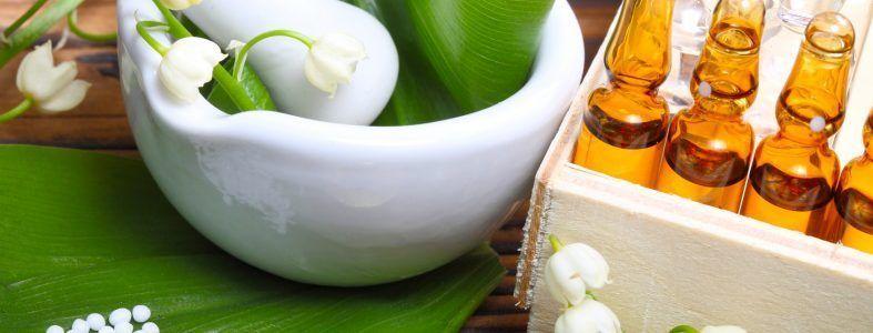 Herstellung von Essenz aus Maiglöckchen