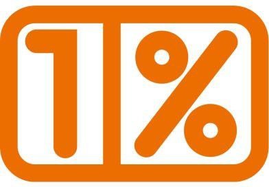 Prosimy o 1%