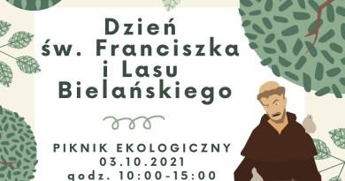 Warszawa: 10 edycja Pikniku św. Franciszka i Lasu Bielańskiego