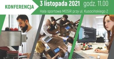 Sochaczew: Konferencja – Jak pozyskać fundusze na założenie własnej działalności gospodarczej lub na rozwój już istniejącej firmy?