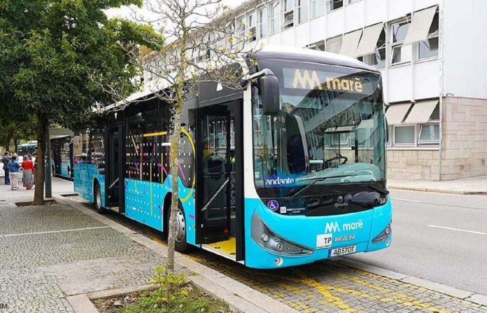 Nova linha autocarros