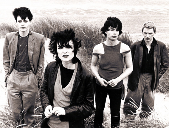 Siouxsie and the Banshees - Zïtoune Story sur Radionorine