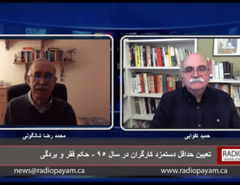 محمد رضا شالگونی , حميد تقوايی