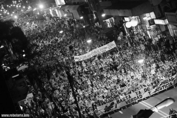 """""""Ningún gobierno ha puesto a los DDHH en la primera página de la agenda"""""""