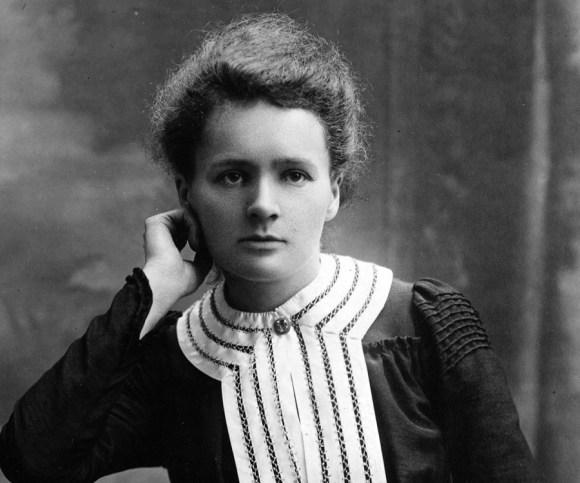 Personajes de la ciencia: Marie Curie