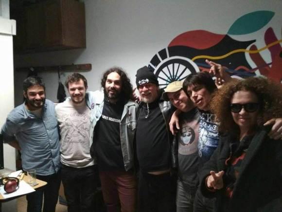 Rolando Castello Junior: la leyenda viva del hard rock brasilero