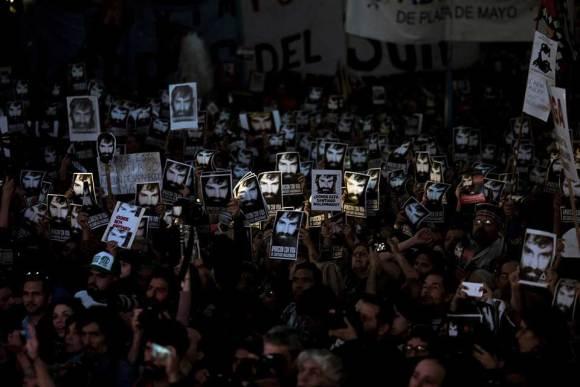 ¿Dónde está Santiago Maldonado? La trama burda y la trama delicada