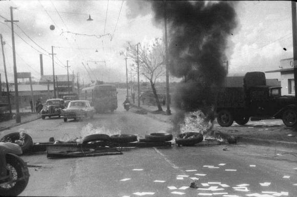 Anarquismo en Uruguay: década del 60 y dictadura