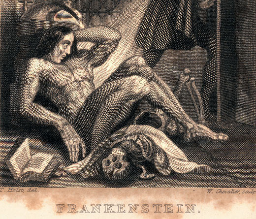 Frankenstein (parte 1): Preludio del monstruo