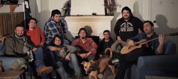 Los Sapos Tetones: rock del barrio para todos