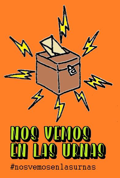"""#NosVemosEnLasUrnas, episodio 2: """"Campaña Amarreta"""""""